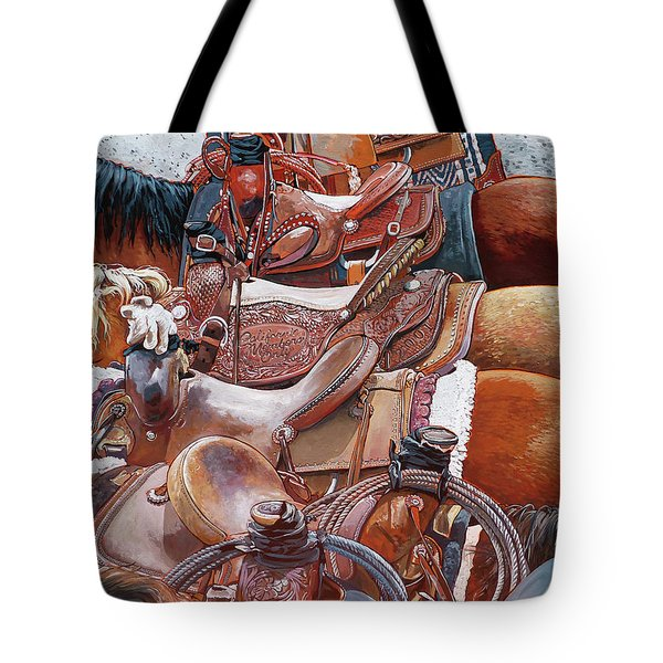 California Members Only Tote Bag by Nadi Spencer