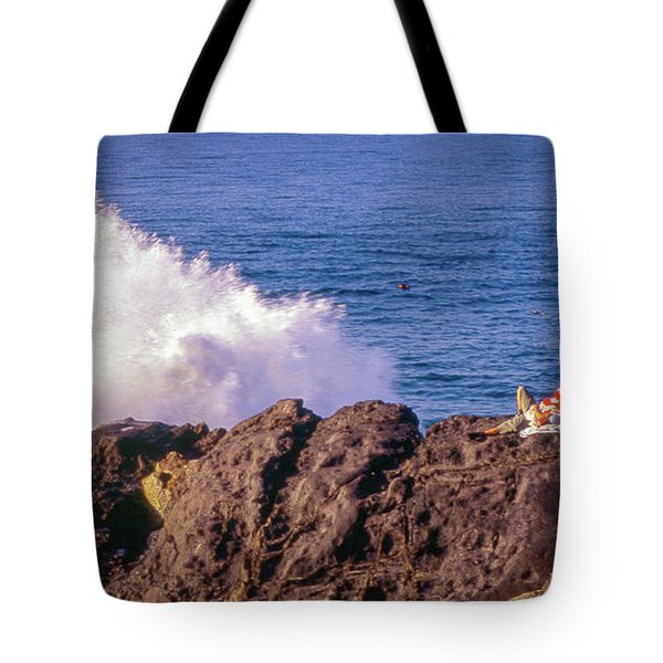 Tote Bag featuring the photograph California Morning by Samuel M Purvis III