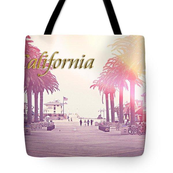 California Tote Bag by Phil Perkins