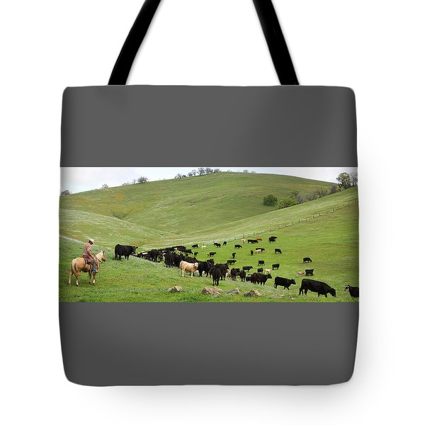 California Ranching Tote Bag