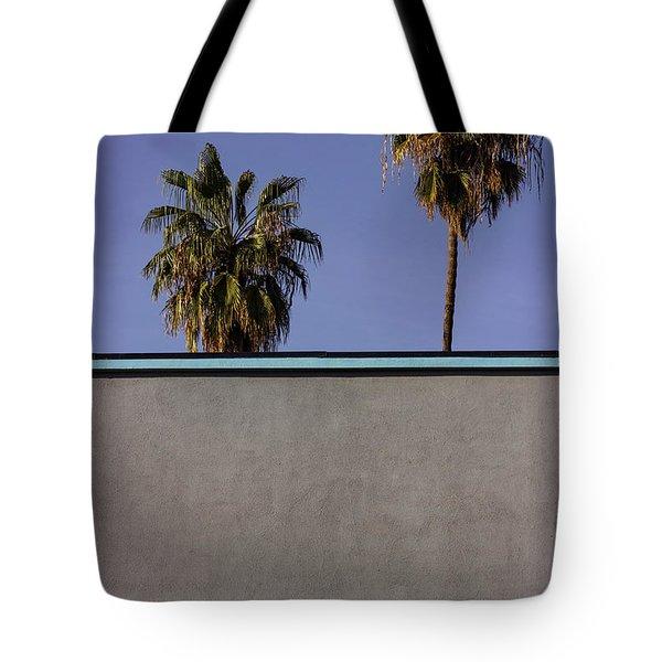 California Rooftop Tote Bag