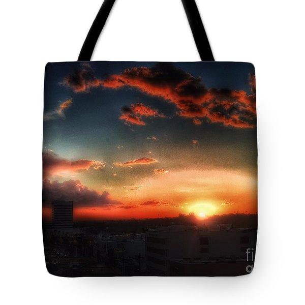 California Sky Tote Bag