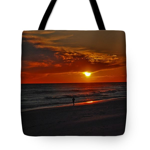 California Sun Tote Bag by Susanne Van Hulst