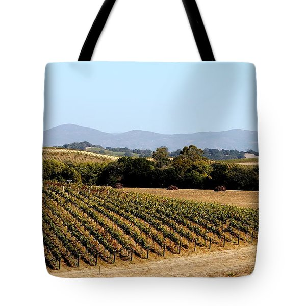 California Vineyards Tote Bag