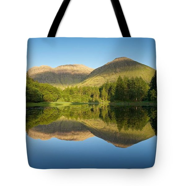 Californian Summer In Glencoe Tote Bag