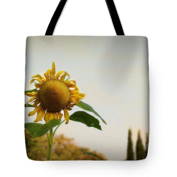 Californian Tuscany Tote Bag