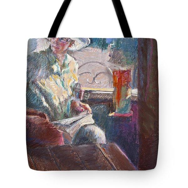 Calistoga Morning Tote Bag