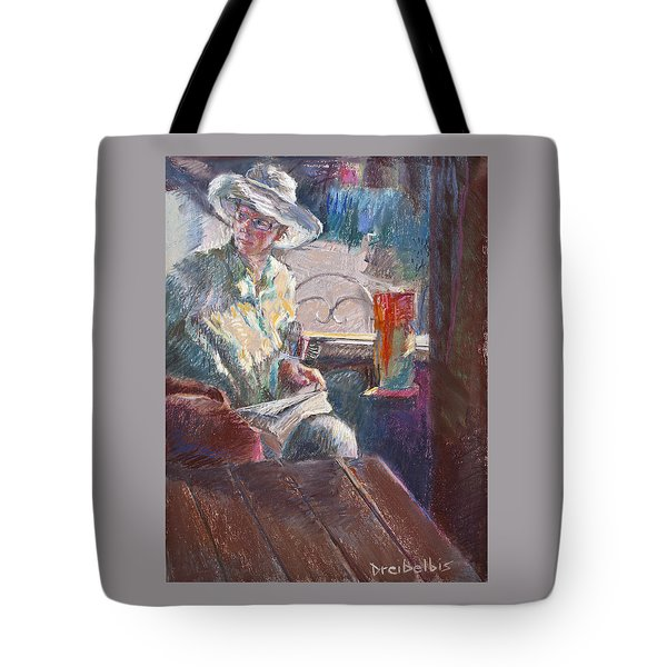 Calistoga Morning Tote Bag