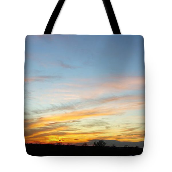 Calling All Angels Tote Bag
