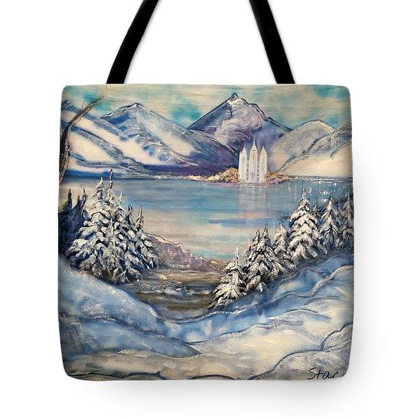 Call Of Eternal Spring Tote Bag