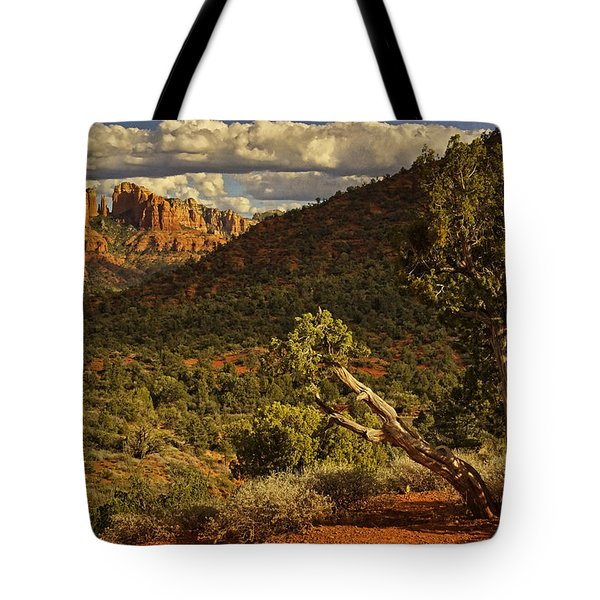 Call Of The Ancients Text Tote Bag