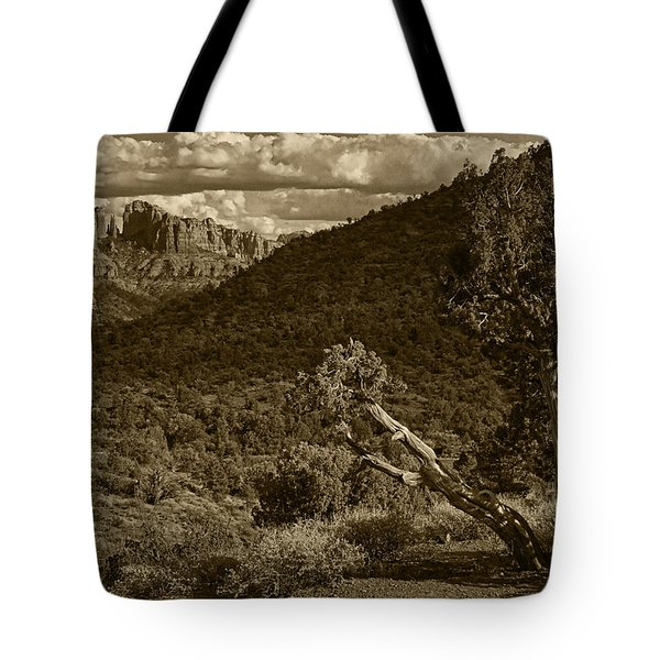 Call Of The Ancients Tint Tote Bag