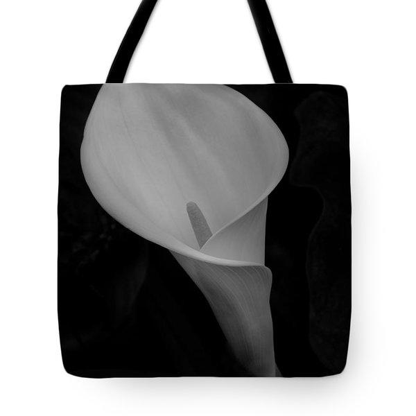 Calla Blossom Tote Bag