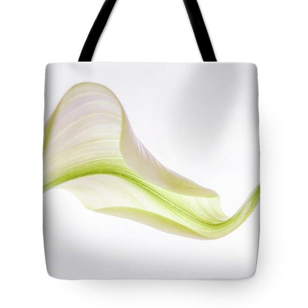 Calla Curves 2 Tote Bag