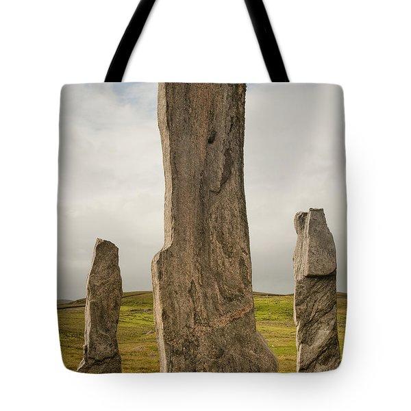 Callanish Standing Stones Tote Bag
