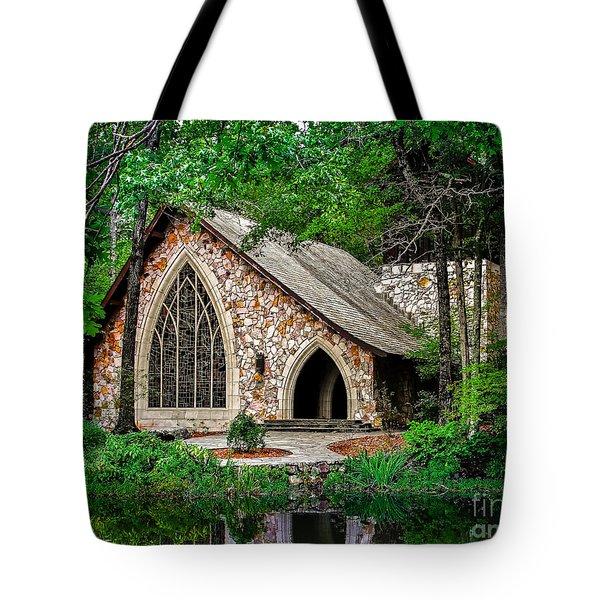 Callaway Gardens Chapel Tote Bag