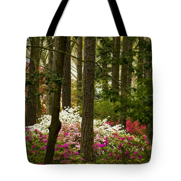 Callaway Gardens Spring Azaleas Tote Bag