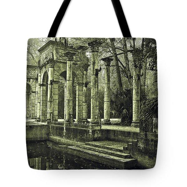 Calle Grande Ruins Tote Bag