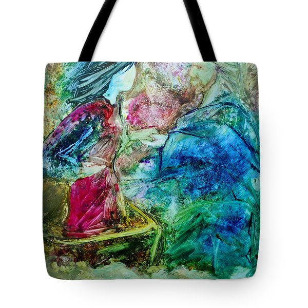 Called Out Of The Boat Tote Bag