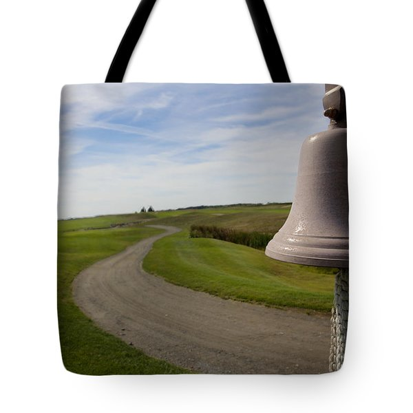 Calling Me Home Tote Bag by Steve Gravano