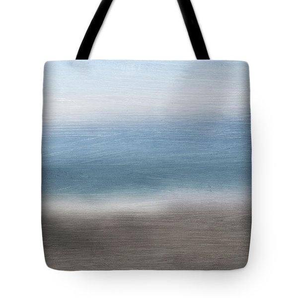 Calm Coast 2-  Art By Linda Woods Tote Bag