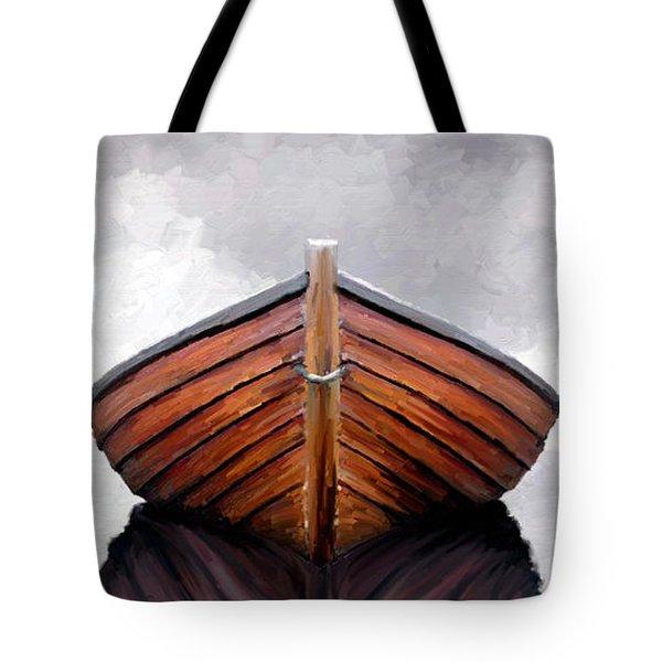 Calm Tote Bag by James Shepherd