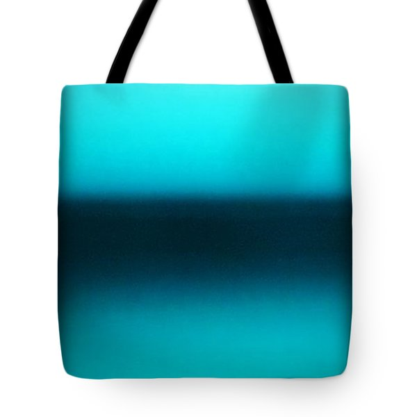 Calm Morning Tote Bag