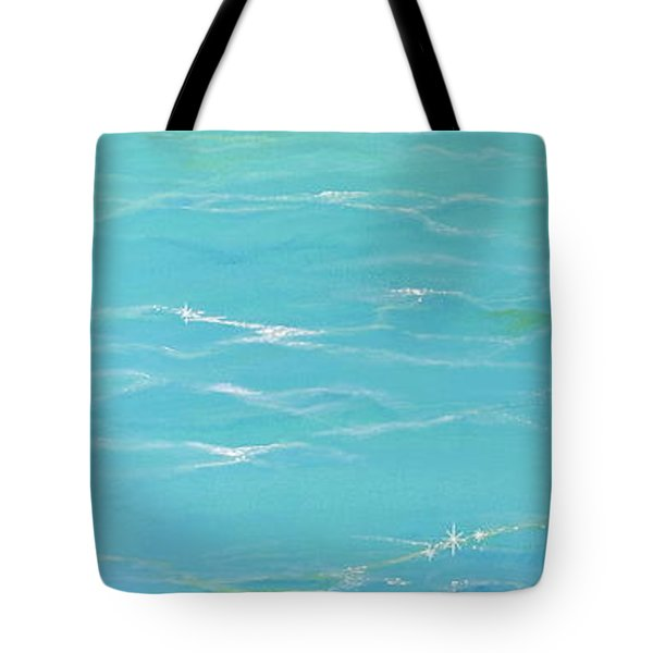 Calm Reflections Tote Bag