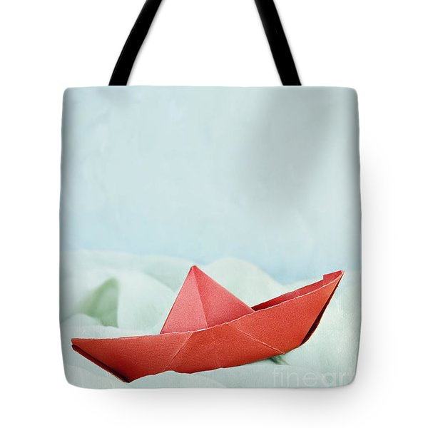 Calm Seas Tote Bag