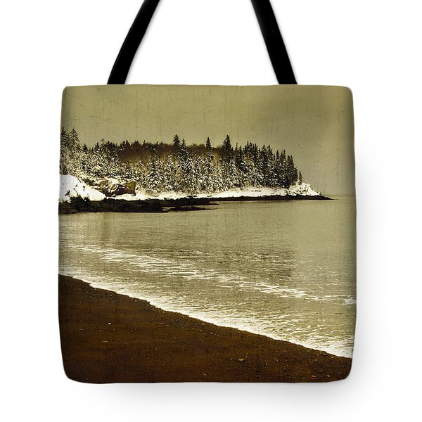 Calm Waters Tote Bag by Alana Ranney