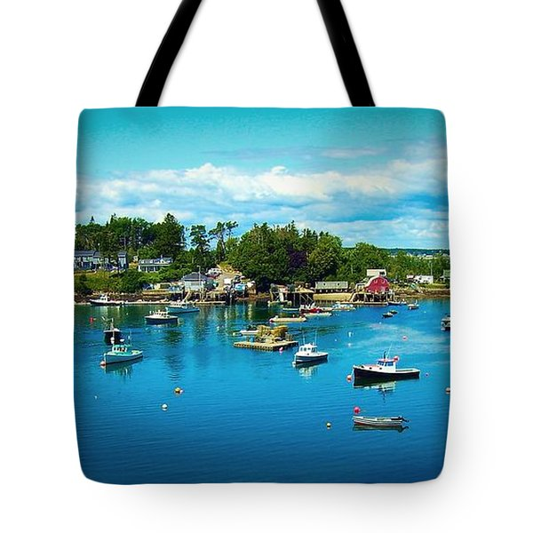 Calm Waters Tote Bag