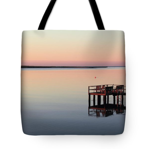 Calm Waters Tote Bag by Roupen  Baker