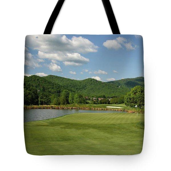 Calm Winds Tote Bag