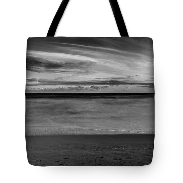 Tote Bag featuring the photograph Calming Seas by Linda Lees