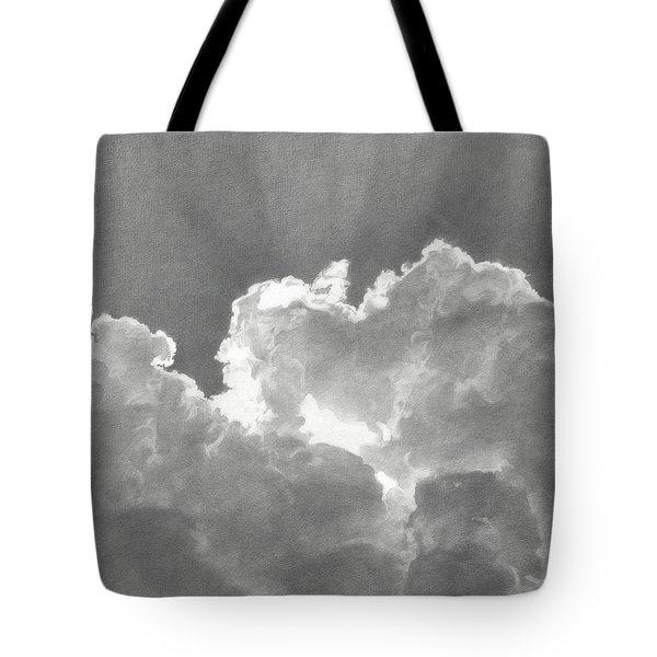 Calmness  Tote Bag