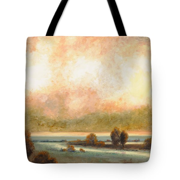 Calor Bianco Tote Bag by Guido Borelli
