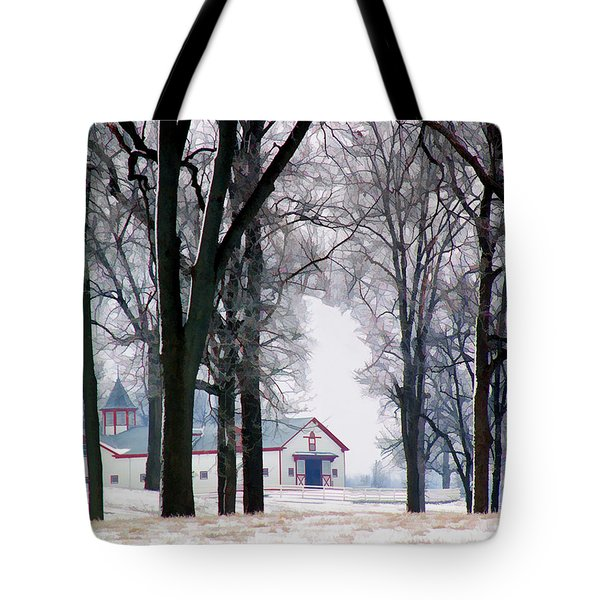 Calumet Winter Tote Bag
