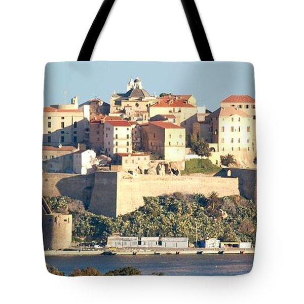 Calvi, Haute-corse Tote Bag