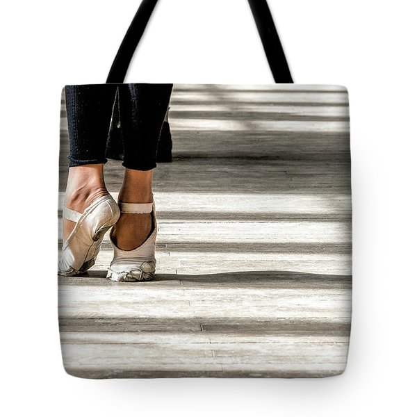 Tote Bag featuring the photograph Camaguey Ballet 2 by Lou Novick