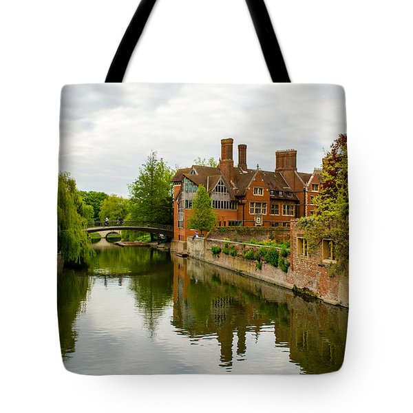 Cambridge Serenity Tote Bag