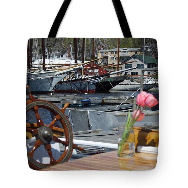 Camden Romance Tote Bag