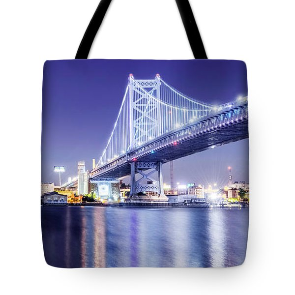 Camden View Tote Bag