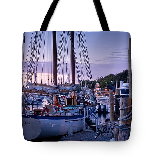 Camden Windjammer Dawn Tote Bag