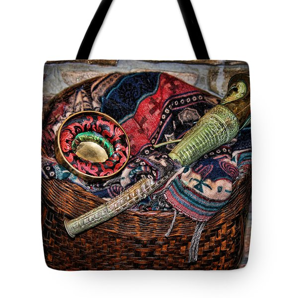 Camelback 8845 Tote Bag by Sylvia Thornton