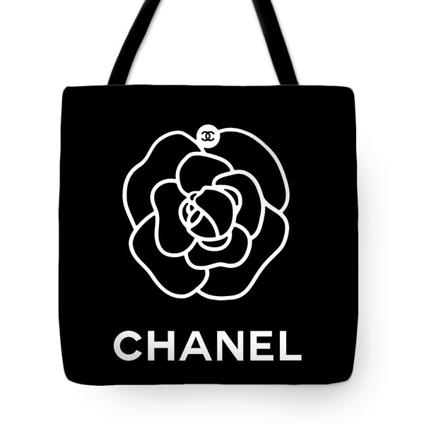 Camellia Chanel Tote Bag