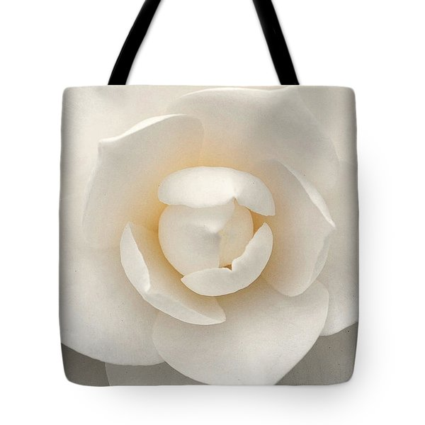 Camellia Perfection Tote Bag