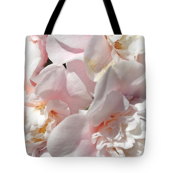 Camellias Softly Tote Bag