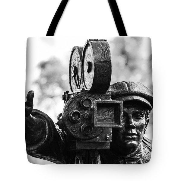 Camera Man - 1 Tote Bag
