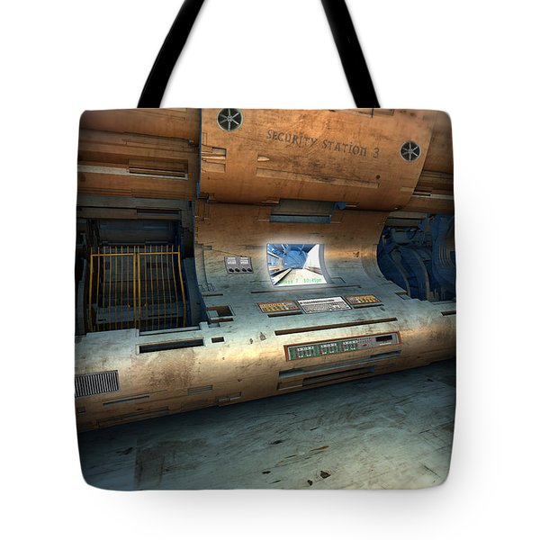 Camera Seven Tote Bag