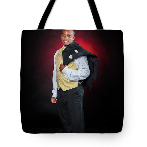 Cameron 012 Tote Bag by M K  Miller